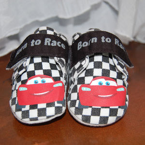 """Disney Baby Shoes """"Cars"""" 0-3 months"""